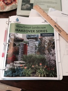 Workbook for WaterSmart Landscape Makeover Series